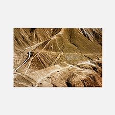 Nasca lines - Rectangle Magnet