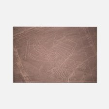 Nazca lines - Rectangle Magnet