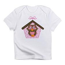 Cute Owl Infant T-Shirt
