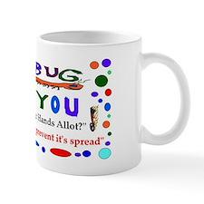 Flu Epidemic Funny Mug