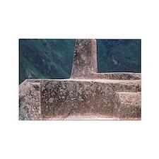 Sun altar - Rectangle Magnet