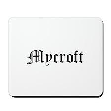Mycroft Mousepad