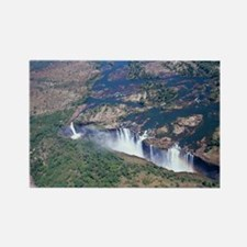 Victoria Falls - Rectangle Magnet