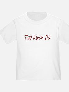 Kick Back TKD T