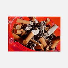 Cigarette butts - Rectangle Magnet