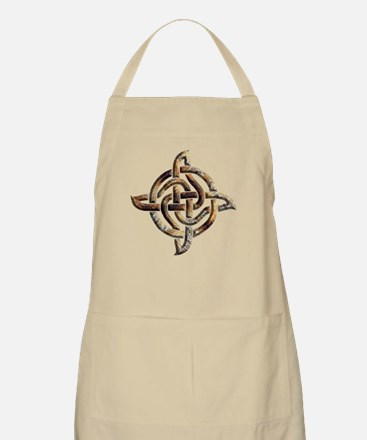 Celtic Rock Knot Apron
