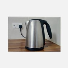 Electric kettle - Rectangle Magnet