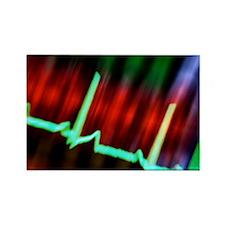 ECG - Rectangle Magnet