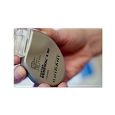 Heart pacemaker - Rectangle Magnet