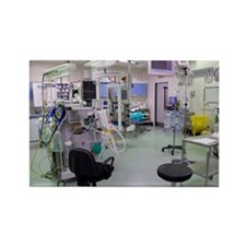 Operating theatre - Rectangle Magnet