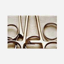 Orthopedic equipment - Rectangle Magnet