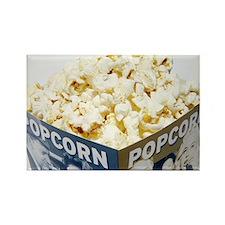 Popcorn - Rectangle Magnet