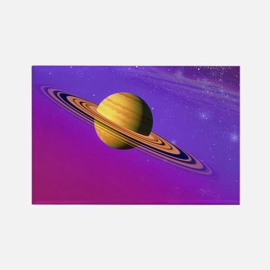 -like planet - Rectangle Magnet