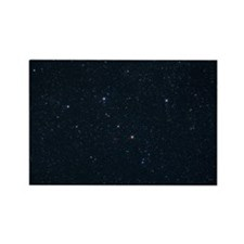 Cassiopeia constellation - Rectangle Magnet