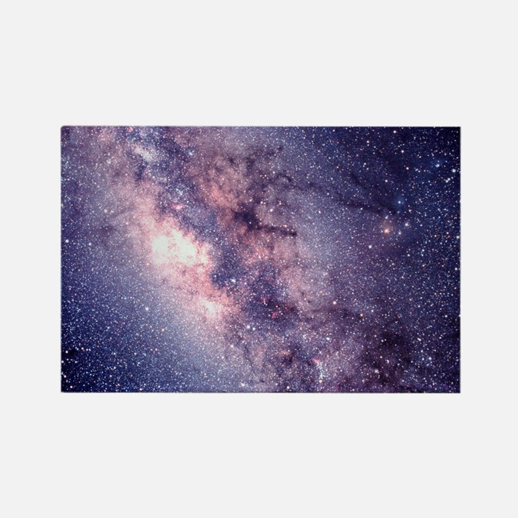 Central Milky Way - Rectangle Magnet