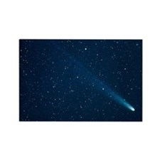 Comet Hyakutake on 13.3.96 - Rectangle Magnet