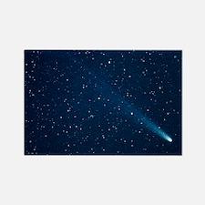 Comet Hyakutake on 13.3.96 - Rectangle Magnet