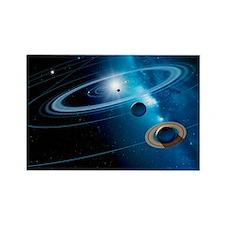 junction - Rectangle Magnet