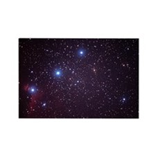 Orion's Belt - Rectangle Magnet