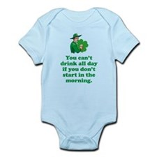 Drink All Day Infant Bodysuit