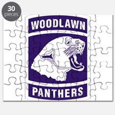 Woodlawn Panthers Puzzle