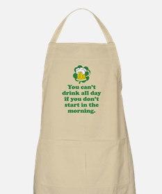 Drink All Day Apron