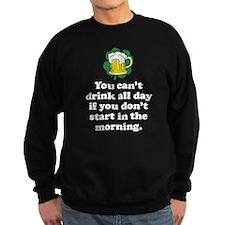 Drink All Day Sweatshirt
