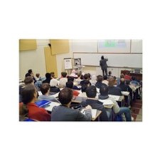 University lecture - Rectangle Magnet