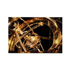 Armillary sphere - Rectangle Magnet