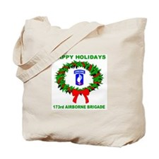 173rd AIRBORNE Tote Bag