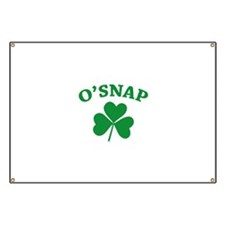 O'SNAP Banner