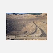 Copper mine - Rectangle Magnet