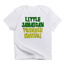 Little Jamaican Trouble Maker Infant T-Shirt
