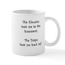 Recovery 12 Step Slogan Mug
