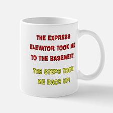 Recovery 12 Step - Slogan Mug
