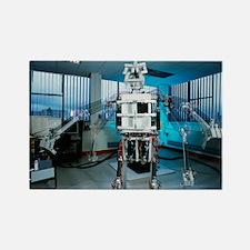 Humanoid robot - Rectangle Magnet