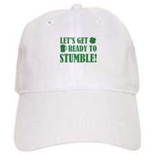 Let's get ready to stumble! Baseball Cap