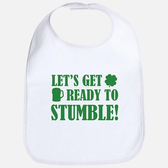 Let's get ready to stumble! Bib