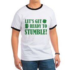 Let's get ready to stumble! T