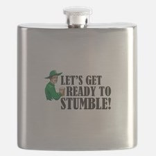Let's get ready to stumble! Flask