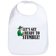 Let's get ready to stumble! Bib