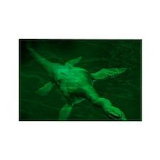 Loch Ness Monster - Rectangle Magnet