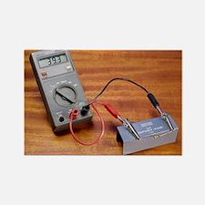 Multimeter - Rectangle Magnet