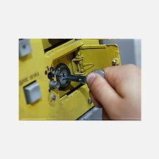 key - Rectangle Magnet