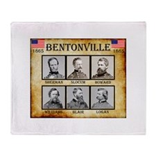 Bentonville - Union Throw Blanket