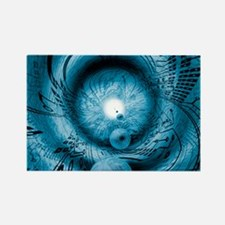 Quantum computing - Rectangle Magnet