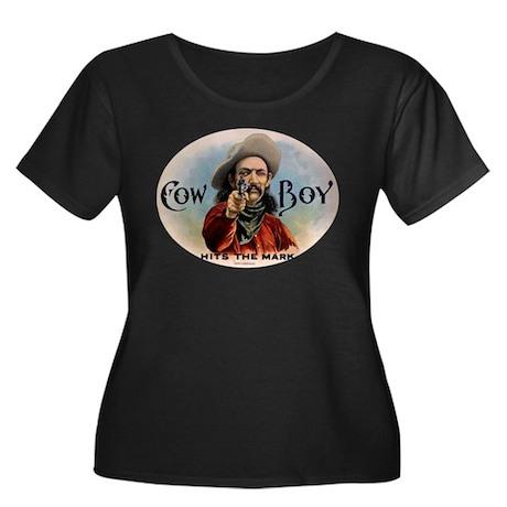 Cowboy Plus Size T-Shirt