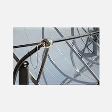e, Germany - Rectangle Magnet