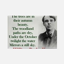The Trees Are In Their Autumn Beauty - Yeats Magne