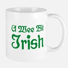 A Wee Bit Irish Mug